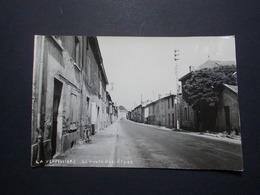 Carte Postale  - LA VERPILLIERE (38) - Carte Photo - Route Des Alpes (2732) - Autres Communes