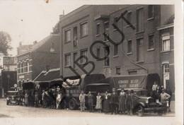 Fotokaart-Carte Photo WIJNEGEM Gebroeders Helssen, Maalders Oldtimer - Paarden  (O765) - Wijnegem