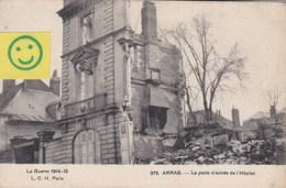 Arras - La Porte D'entrée De L'Hôpital - Arras