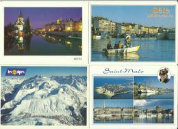 France (Régions Diverses) -- Lot  De  18  Cartes  Postales.     (voir  Scans) - Cartes Postales