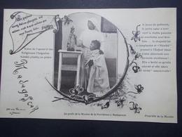 Carte Postale  - Mission De La Providence à MADAGASCAR - Scène D'Apostolat  (2735) - Madagascar