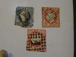 PORTUGAL  Classiques Stamps Abimé - Portugal