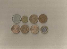 8 Verschillende Munten Van 10 Francs - Frankrijk / France - France
