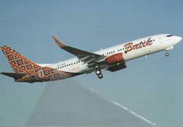 Batik Air - Indonesia B737-800W PK-LBW B.737 - 1946-....: Era Moderna
