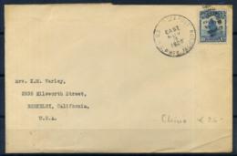 Busta Navale 1928 Busta 100% S.S. Pres. Jackson - Storia Postale