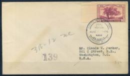 Busta Navale 1935 Busta 100% S.S. Quiricua - Storia Postale