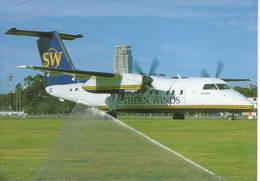SW Southern Winds - Argentina DHC8-102 LV-YTC - 1946-....: Era Moderna