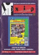 CATALOGO DE TARJETAS DE GIBRALTAR, REVISTA XIP Nº19  OCTUBRE 2001 - Telefonkarten