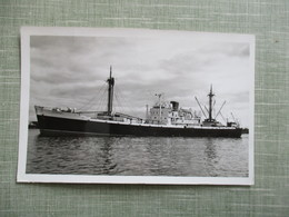 CPA PAQUEBOT CARGO - Steamers