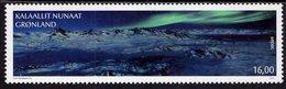 Greenland - 2018 - SEPAC - Spectacular Views - Mint Stamp - Neufs