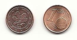 1 Cent, 2019,  Prägestätte (J),  Vz, Sehr Gut Erhaltene Umlaufmünzen - Allemagne
