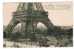 Paris, La Première Plate Forme De La Tour Eiffel (pk59133) - Tour Eiffel