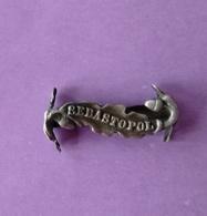 Barette Pour Ruban De Medaille Sebastopol - Militair