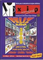 REVISTA XIP Nº12  DEL MES DE ENERO DEL AÑO 2000 - FELIZ AÑO 2000 EDICION ESPECIAL - Phonecards