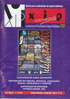 REVISTA XIP Nº15  DEL MES DE OCTUBRE DEL AÑO 2000 - CATALOGO DE CUBA - Phonecards