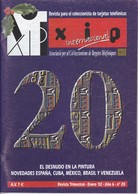 REVISTA XIP Nº20  DEL MES DE ENERO DEL AÑO 2002 - EL DESNUDO EN LA PINTURA - Telefoonkaarten