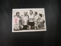 "BELG.1980 1974 FDC Photo : "" IVO VAN DAMME "" - 1971-80"