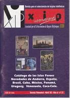 REVISTA XIP Nº21  DEL MES DE ABRIL DEL AÑO 2002 - CATALOGO DE LAS ISLAS FEROE - Telefonkarten