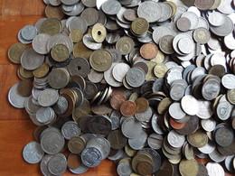 LOT PIECES DU MONDE A TRIER.  4.500KG - Monete & Banconote