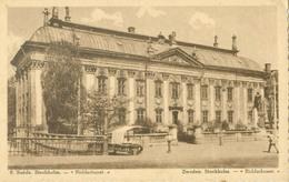 Stockholm; Riddarhuset - Not Circulated. (Chocolat Martougin - Anvers) - Schweden