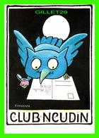 ILLUSTRATEURS, T. UNGERER - CLUB NEUDIN - TOMU UNGERER 2000 - CIRCULÉE EN 2005 - - Illustrateurs & Photographes