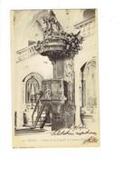 Cpa - 39 - DOLE - La Chaire De La Chapelle Ancien Collège - - B.F. 20 - 1902 - Dole
