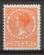 Paesi Bassi 1939 Mi. A186 Nuovo ** 100% Regina Guglielmina - Nuovi