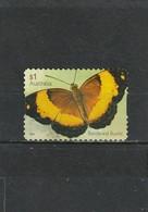 Austrtalie Oblitéré  2016  N° 4324  Faune  Papillons  Graphium Eurypylus - 2010-... Elizabeth II