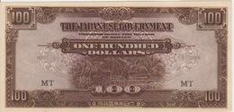 Malaya 100 Dollars (1942) Pick M8a AUNC - Malaysia