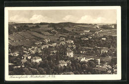 AK Hinterbrühl, Ortsansicht Mit Blick über Landschaft Aus Der Vogelschau - Unclassified