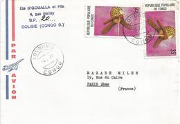 Congo 1977 Loubomo Coiffure Traditional Hairdress Cover - Congo - Brazzaville
