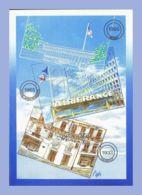 Carte Moderne - Amicale Aérophilatélique - Air France (Pages) - 32. Creation Originale De Raymond Pagès Affichiste - Aviation