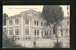 Postal Murcia, Escuelas Graduadas De Santo Domingo - Murcia