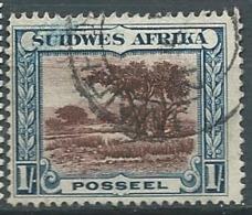 Afrique Du Sud Ouest   - Yvert N° 120  Oblitéré - Bce 18215 - Südwestafrika (1923-1990)
