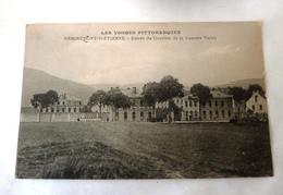 REMIREMONT ST ETIENNE ENTREE QUARTIER CASERNE VICTOR - Remiremont