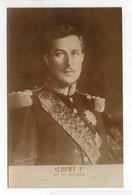 - CPA CÉLÉBRITÉS - ALBERT 1er - Roi De Belgique - Photo Rousseau - Collection P. R. 155 - - Hommes Politiques & Militaires