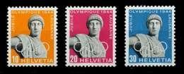SCHWEIZ 1944 Nr 428x-430x Postfrisch X73C866 - Schweiz