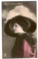 117 - Jeune Dame - Mode D' Hiver 1909/10 - Mode