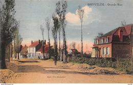 59    .    N° 203305          .             GHYVELDE          .                GRANDE RUE - Autres Communes