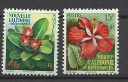 Nouvelle Calédonie Poste N° 288  Et 289     Neufs   * TB          Soldé  à Moins De 20 %  ! ! ! - New Caledonia