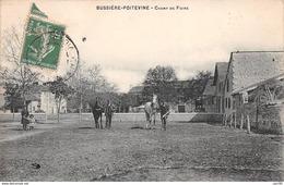 87 . N° 100333 . Bussière Poitevine . Champ De Foire - Bussiere Poitevine