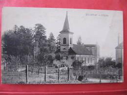 CPA - TILLENAY - L'EGLISE - France