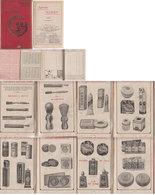 Agenda Gibbs Savons Parfums 1927 - Parfums & Beauté