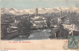 Italie. N° 100449 . Mondovi . Un Saluto Da Mondovi - Cuneo