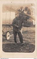 TRANSPORT.n°54401.Avion. Carte Photo - Airplanes