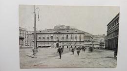 Napoli - Piazza Plebiscito (Primi Anni Del '900) - Napoli (Naples)
