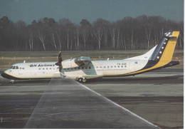 BH Airlines B&H Bosnia And Herzegovina ATR-72-212 T9-AAE At Cologna - 1946-....: Era Moderna