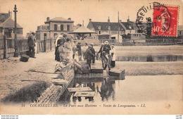 14  .  N° 200991  .   COURSEULLES  .  LE PARC AUX HUITRES VENTE DE LANGOUSTES - Courseulles-sur-Mer