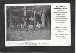 CPA Nouvelle Hébrides Polynésie Métier Océanie Non Circulé - Vanuatu