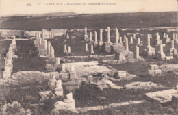 Carthage - Basilique De Damous-el-Karita - Tunisia